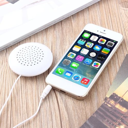 Portable Generic Pillow Speakers Music Player For Phone MP3 CD iPod Supplies